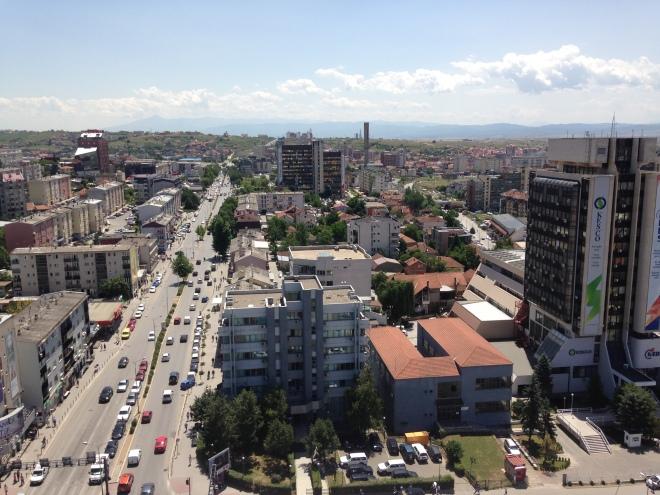 downtown pristina kosovo.JPG