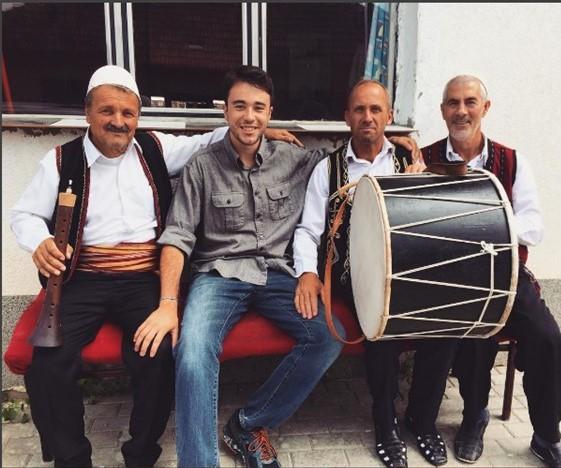 albanian-musicians