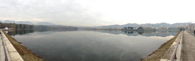 tirana-lake