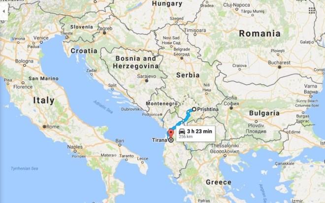 tirana-map
