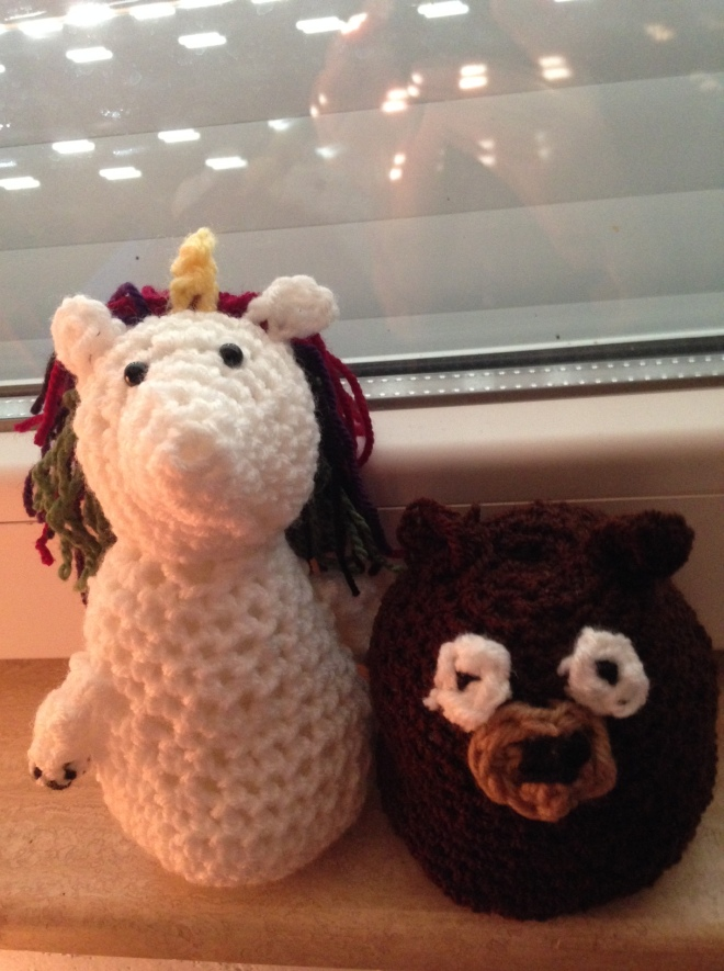 small-crochet-unicorn-small-crochet-bear