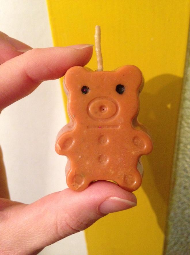 bear-candle