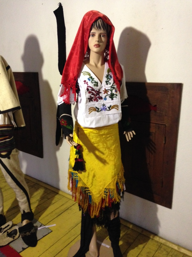 ecological museum peja female dress