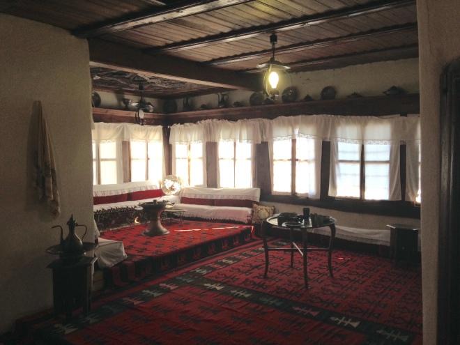 ecological museum peja living room