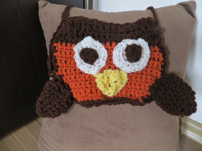 owl baby bib easy crochet project.JPG