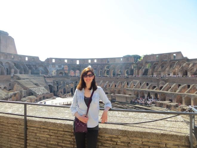 April in Rome Favorite