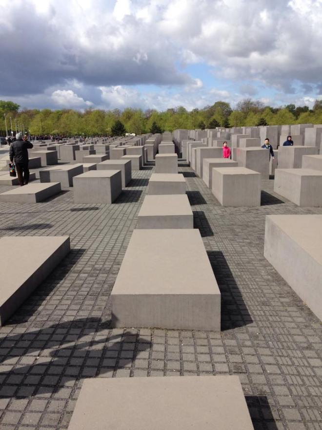 Memorial to Murdered Jews