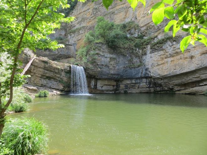 First Waterfall Mirusha Kosovo