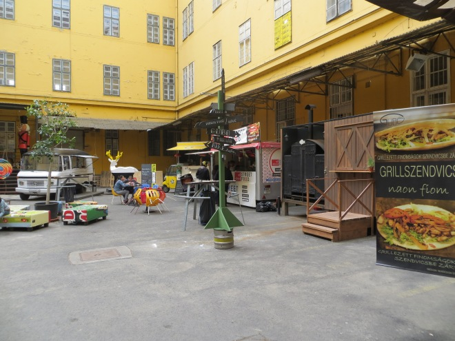 food court truck budapest hungary 1