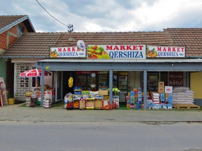 Kosovo market