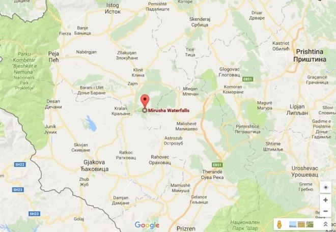 Peja Kosovo Karte.Travel Hello From Kosovo