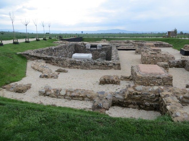 Roman ruins Gracanice Kosovo 4
