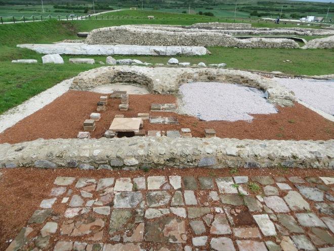 Roman ruins Gracanice Kosovo 5