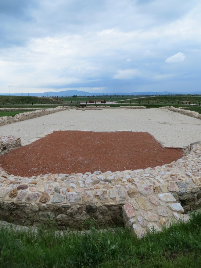 Roman ruins Kosovo 1