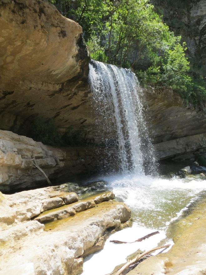 Second Waterfall Mirusha Kosovo