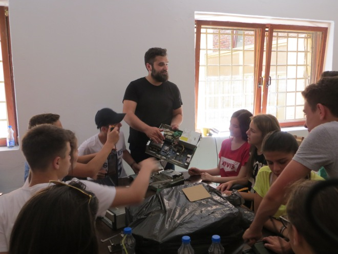 technology camp peja 2