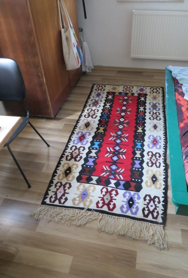 hand made rug kosovo