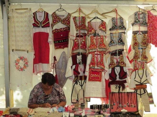 Kosovo Albanian childrens clothing