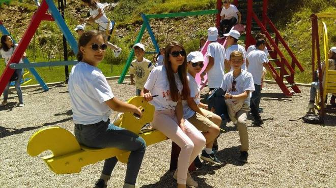 Kosovo Summer Camp 6