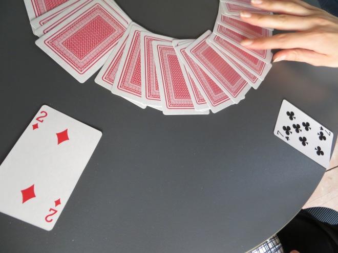 Te Rrethi Card Game 2