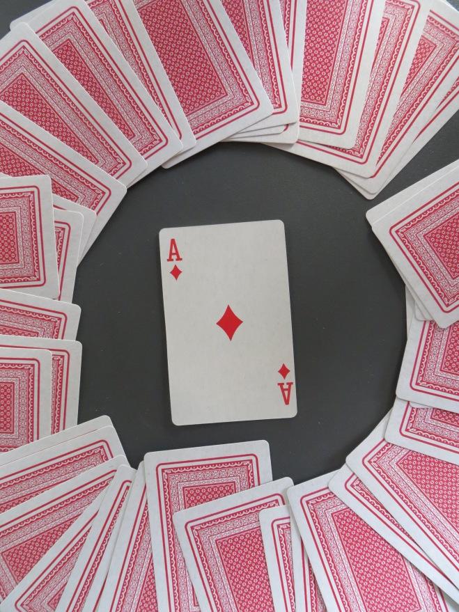 Te Rrethi Card Game 3