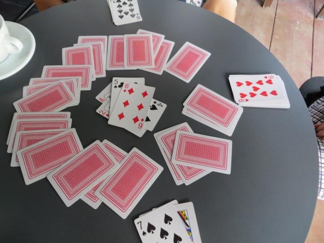 Te Rrethi Card Game 6