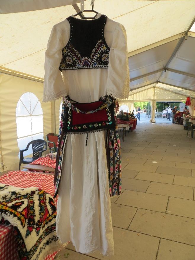 Traditional Albanian dress