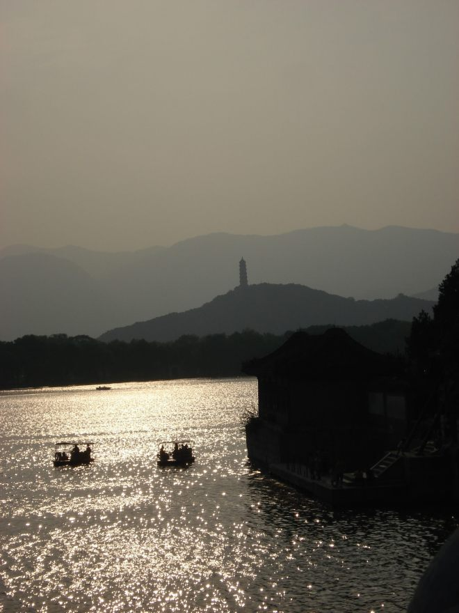 View from the Summer Palace