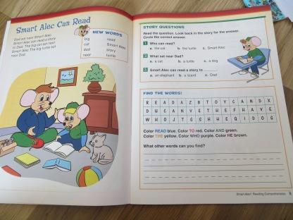 easy reader 2