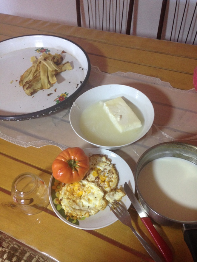 Kosovo food 1