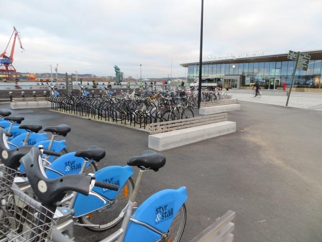 bikes in sweden