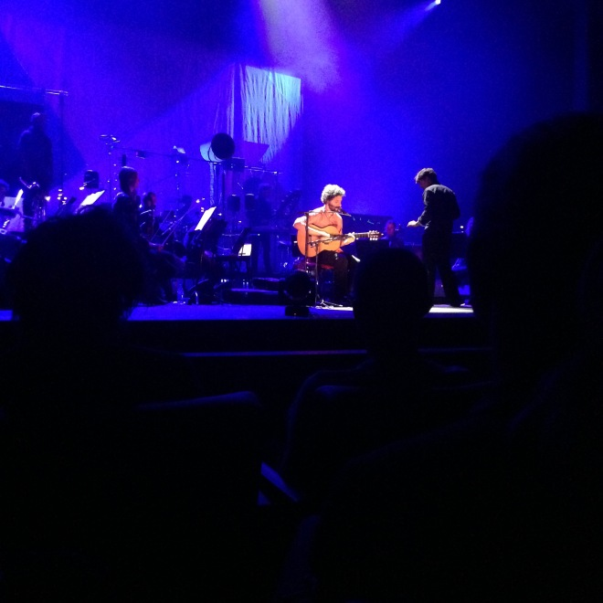 Jose Gonzalez performing in Gothenburg Sweden with String theory 2