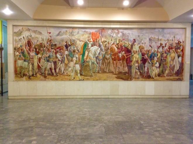 National History Museum Tirana Albania 7