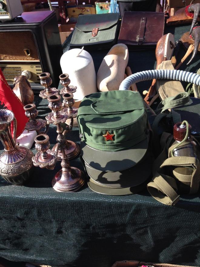 goods for sale tirana market