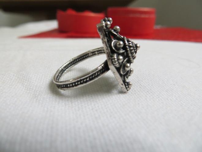 ring side