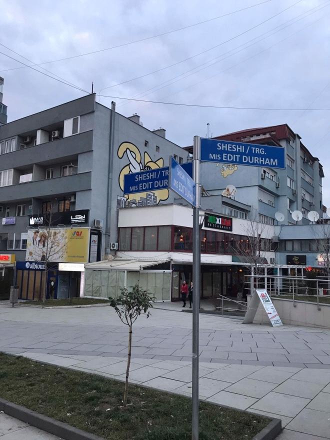 edith durham street pristina kosovo