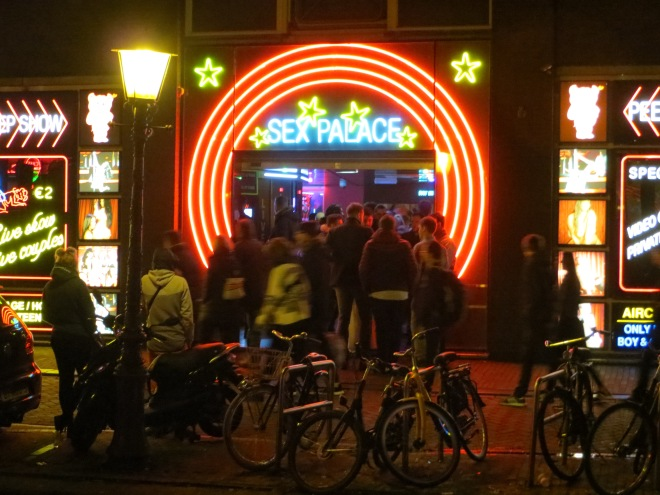 sex palace amsterdam