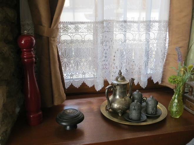 albanian tea service
