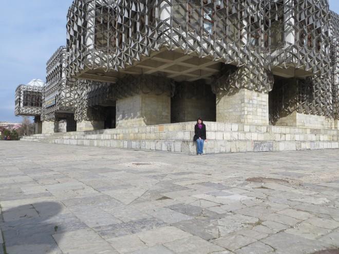 National Library Pristina Kosovo