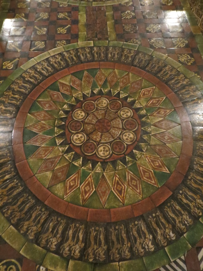 christchurch floor