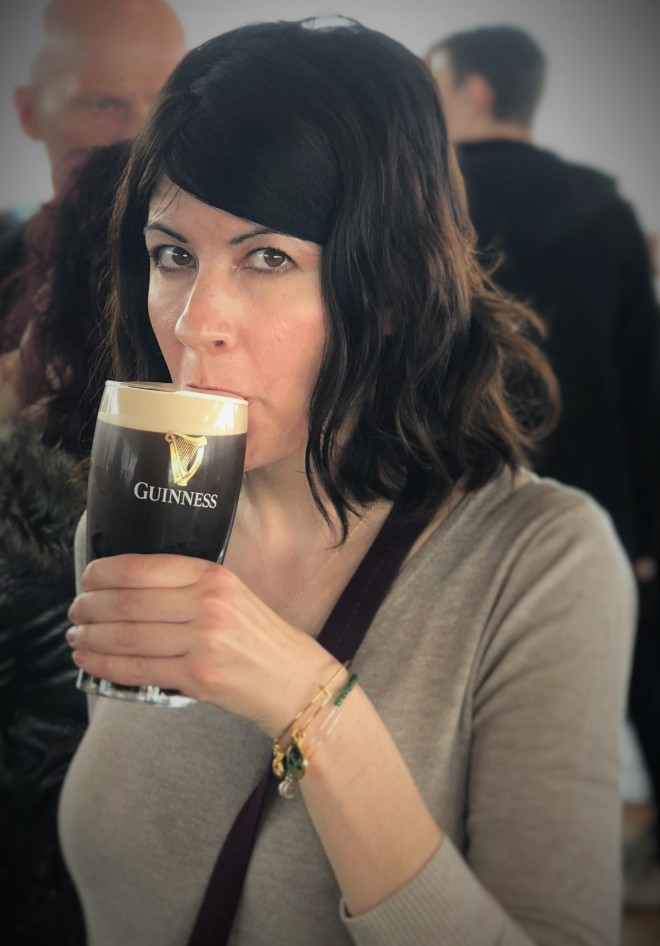 my first guinness