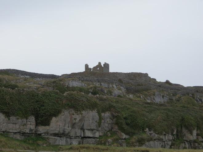 ruins aran islands