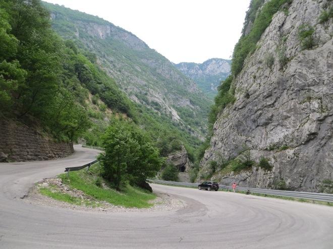 Rugova Canyon 9