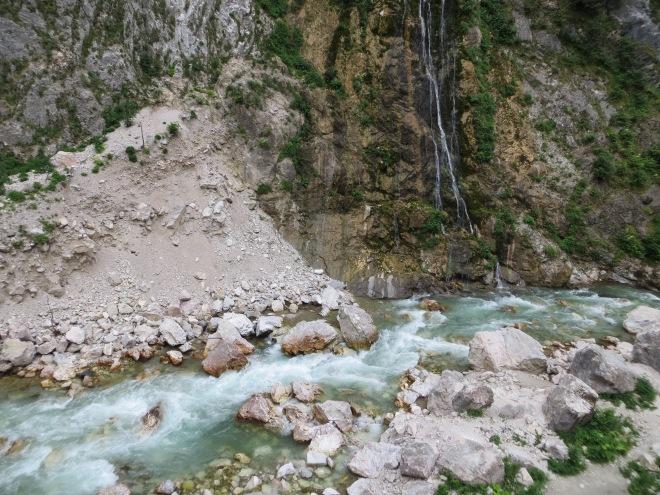 Rugova Canyon 10