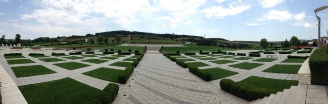 Pano Adem Jashari memorial park